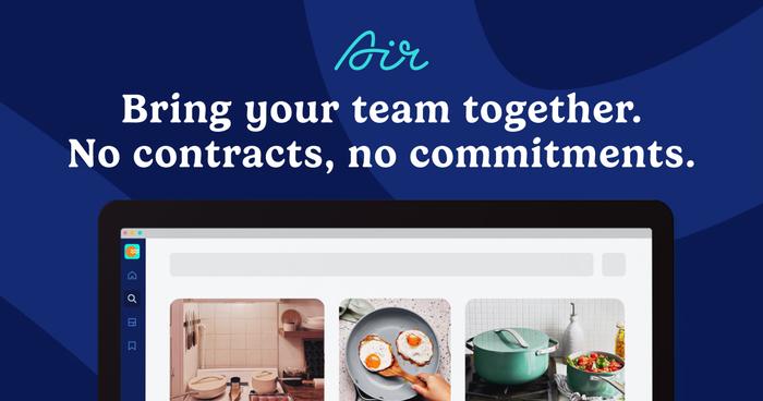 Air branding and website 6