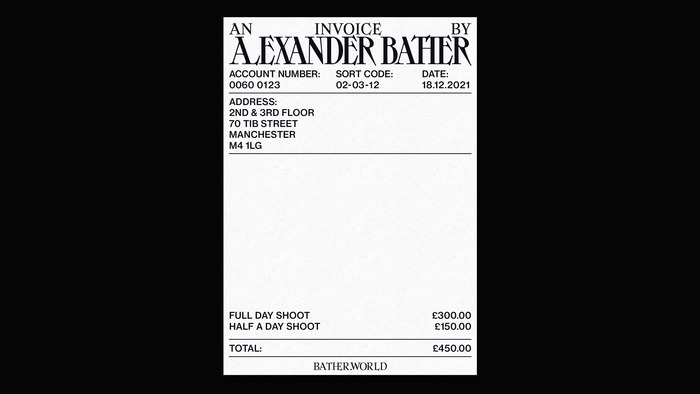 Have You Seen Alexander Bather 7