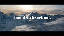 """""""Ich/Wir brauchen Schweiz."""" [""""I/We need Switzerland.""""] campaign"""