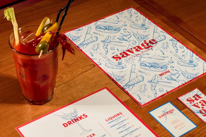 Savage lobster restaurant, Antwerp 3