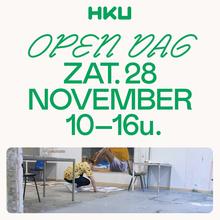HKU Open Dag campaign