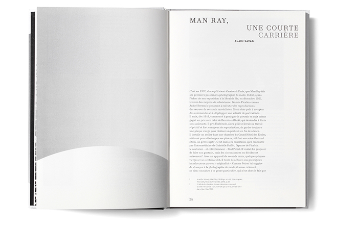 Man Ray et la mode exhibition catalog 5
