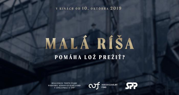Little Kingdom / Malá Ríša (2019) movie posters 3