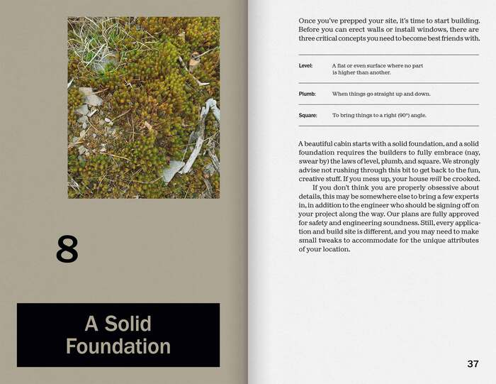 Field Guide, chapter opening