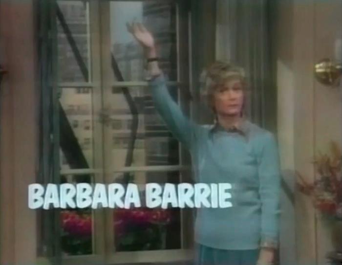 Barney Miller (1975) titles 3