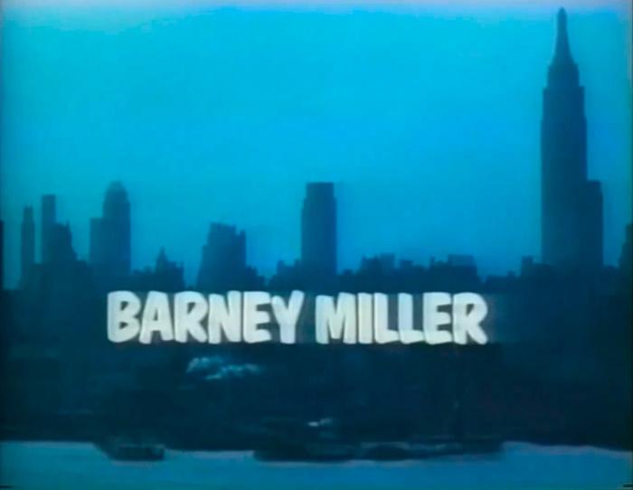 Barney Miller (1975) titles 1