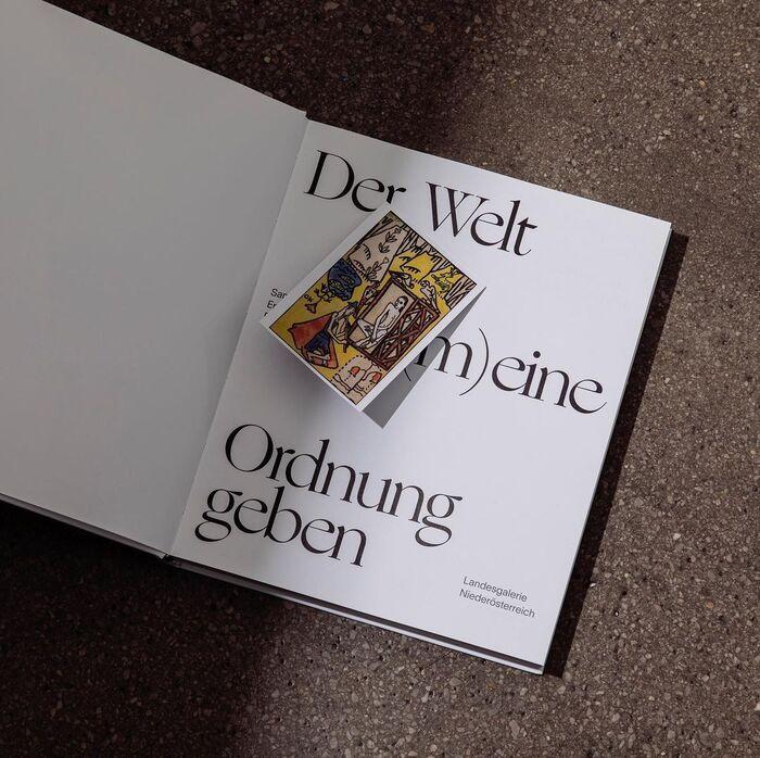 Der Welt (m)eine Ordnung geben catalog 2