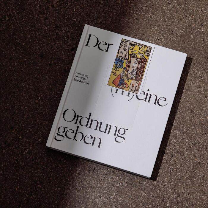 Der Welt (m)eine Ordnung geben catalog 1