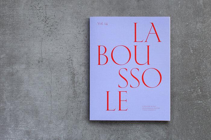 """La Boussole vol. 14, """"Search"""" 1"""