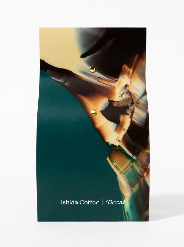 Ishida Coffee packaging 6