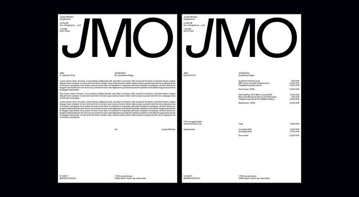 Jordan Minetto (JMO) identity 2