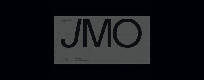 Jordan Minetto (JMO) identity 3