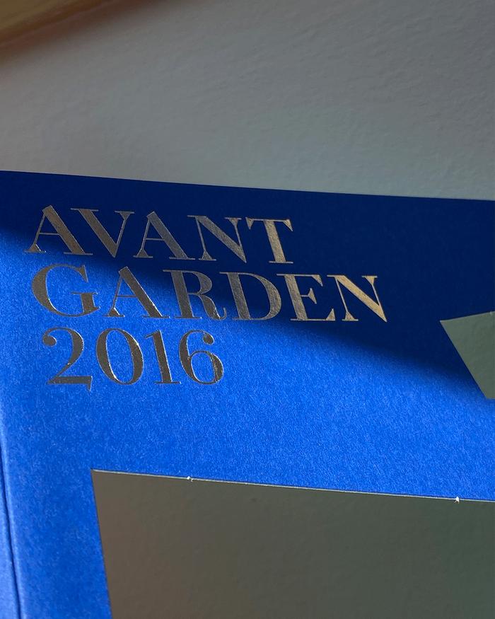 Avant Garden 2016, Walker Art Center 3