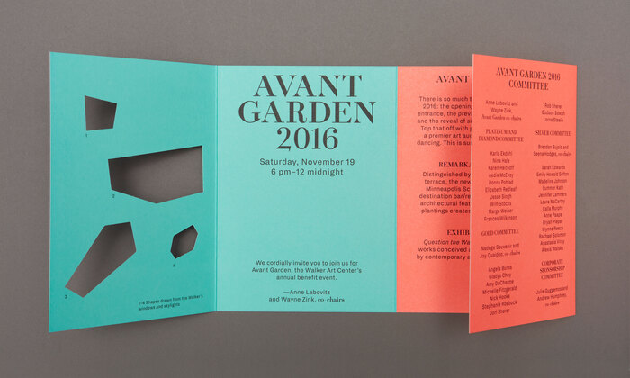 Avant Garden 2016, Walker Art Center 8