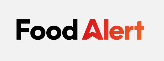 Food Alert website 1