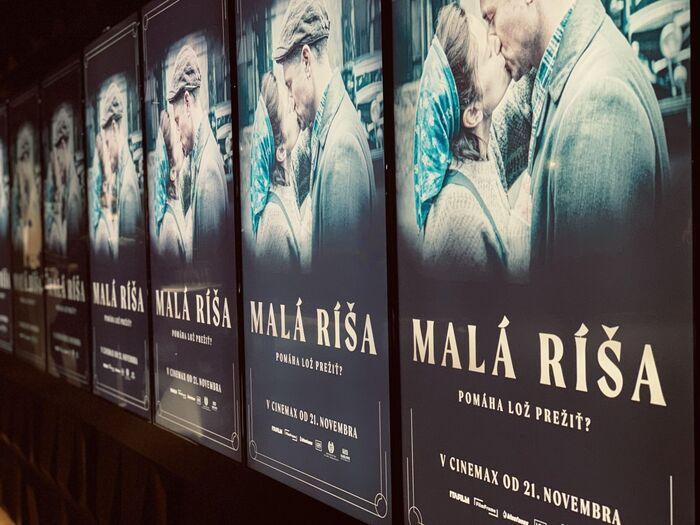 Little Kingdom / Malá Ríša (2019) movie posters 5