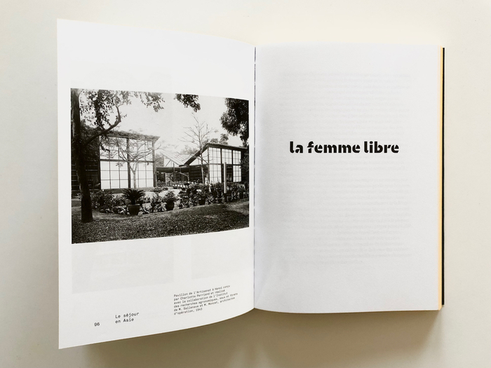 Charlotte Perriand by Laure Adler (Gallimard) 4