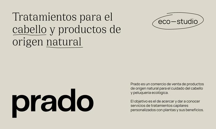 Prado Eco-studio 1