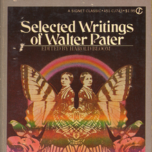 <cite>Selected Writings of Walter Pater</cite> (Signet)