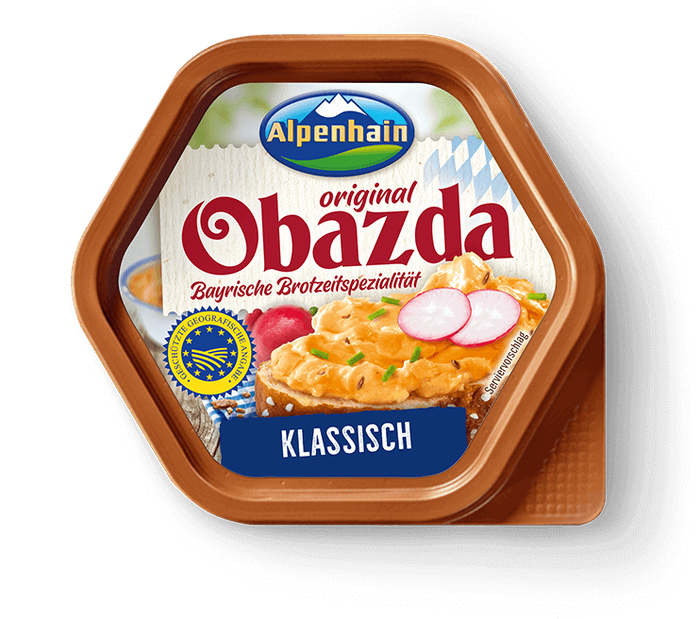 Alpenhain Obazda 1