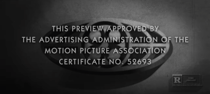 The approval card is set in caps from  (1927).