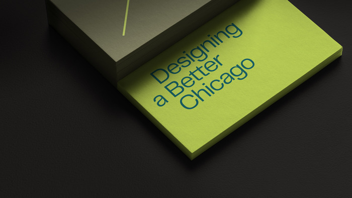Designing a Better Chicago 1