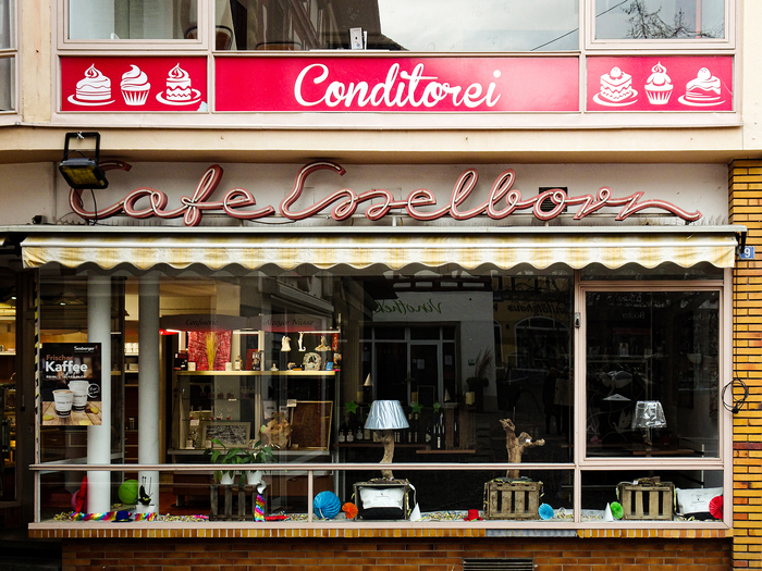 Cafe Esselborn, Alzey