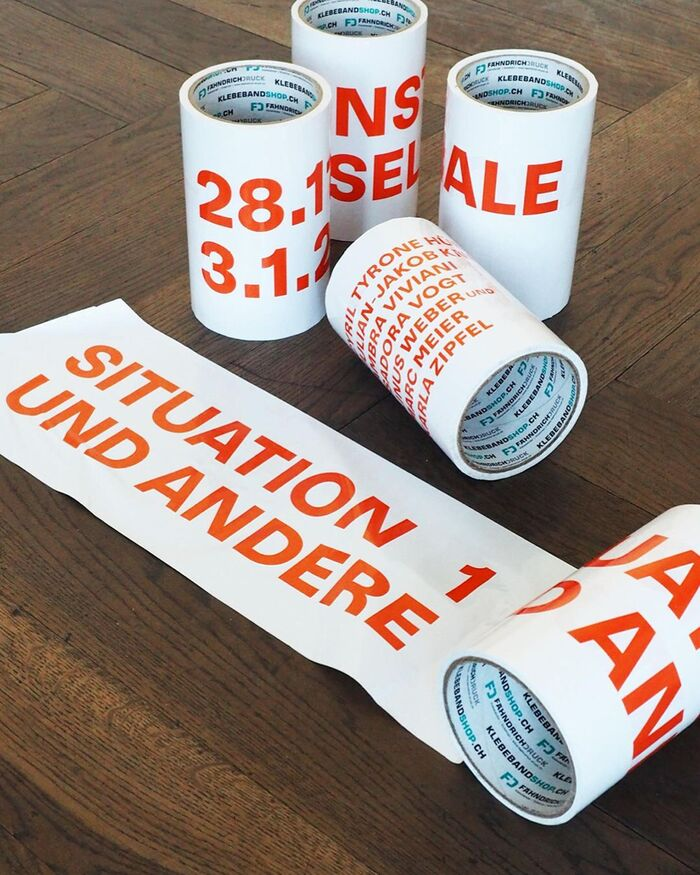 Situation 1 und andere, Kunsthalle Basel 3