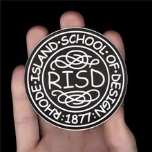 RISD Comic Sans seal