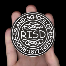 RISD Comic Sans seal