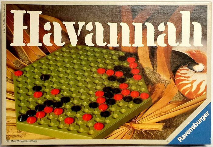 Havannah board game (Ravensburger) 1