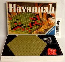 <cite>Havannah</cite> board game (Ravensburger)