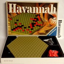 <cite>Havannah</cite> board game (Ravensburger)
