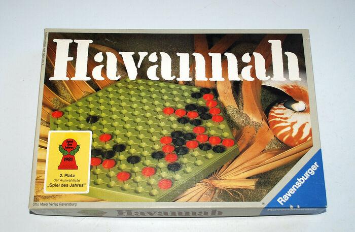 Havannah board game (Ravensburger) 3