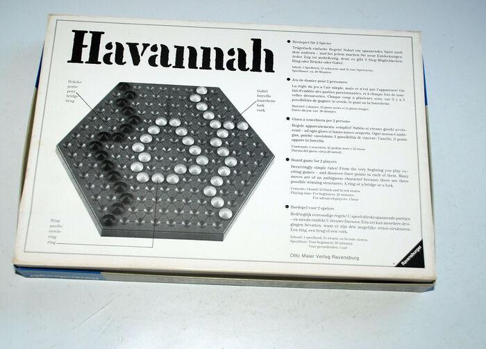 Havannah board game (Ravensburger) 4