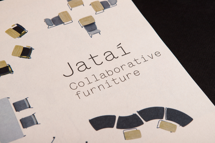 Jataí – Collaborative Furniture exhibition catalog 3