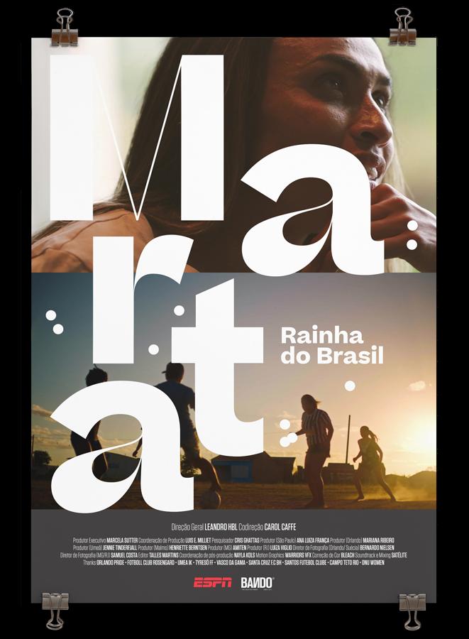 Marta, Rainha do Brasil documentary 6