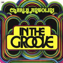 Charly Antolini – <cite>In The Groove</cite> album art