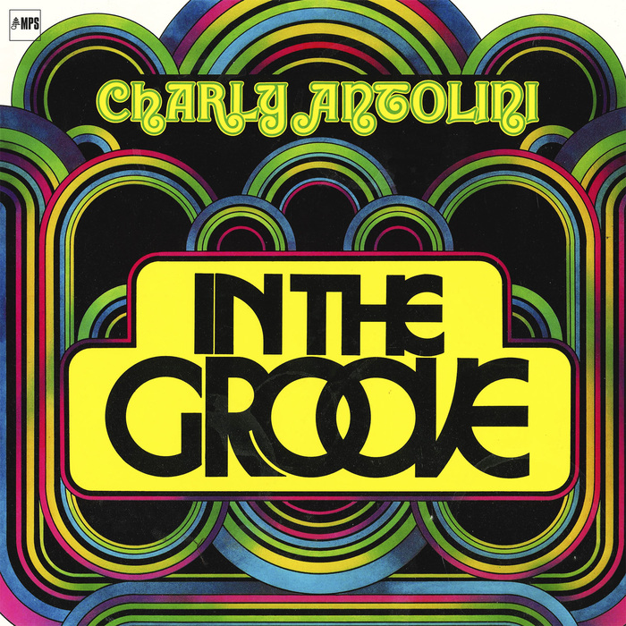 Charly Antolini – In The Groove album art 1