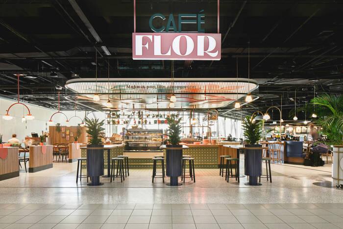 Café Flor at Schiphol Airport 4