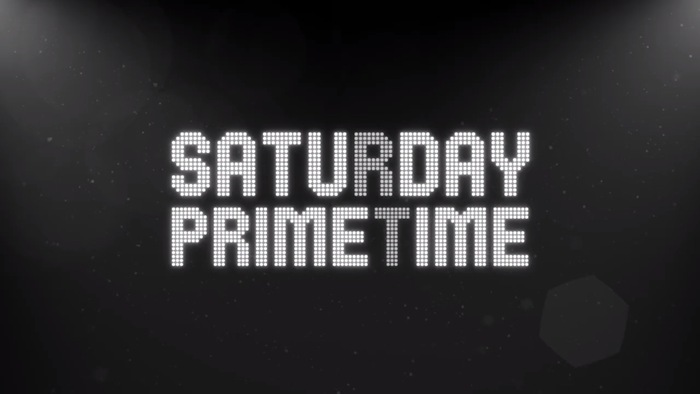 NBA Saturday Primetime promo ad and graphics 8