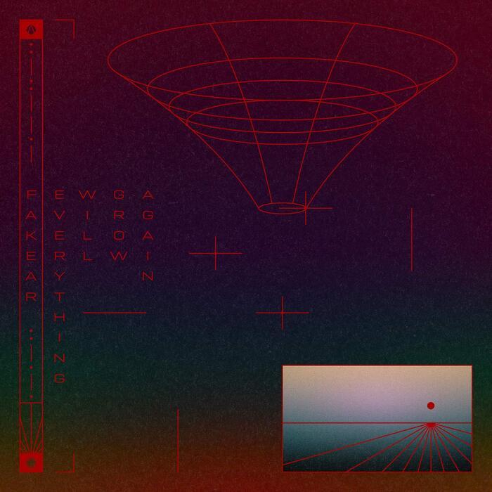 Fakear – Everything Will Grow Again album art 2