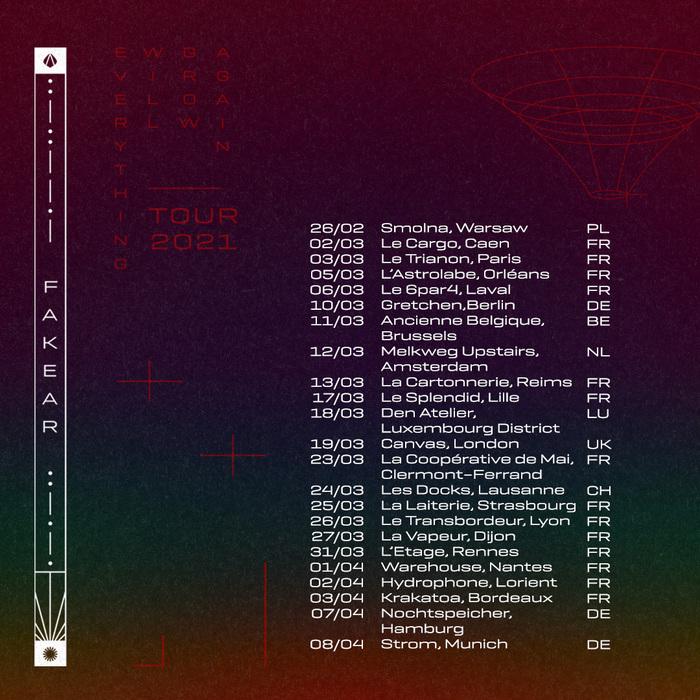Fakear – Everything Will Grow Again album art 6