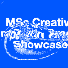UAL Creative Computing Institute Graduate Showcase