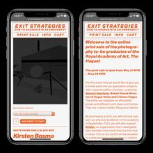 Exit Strategies online store