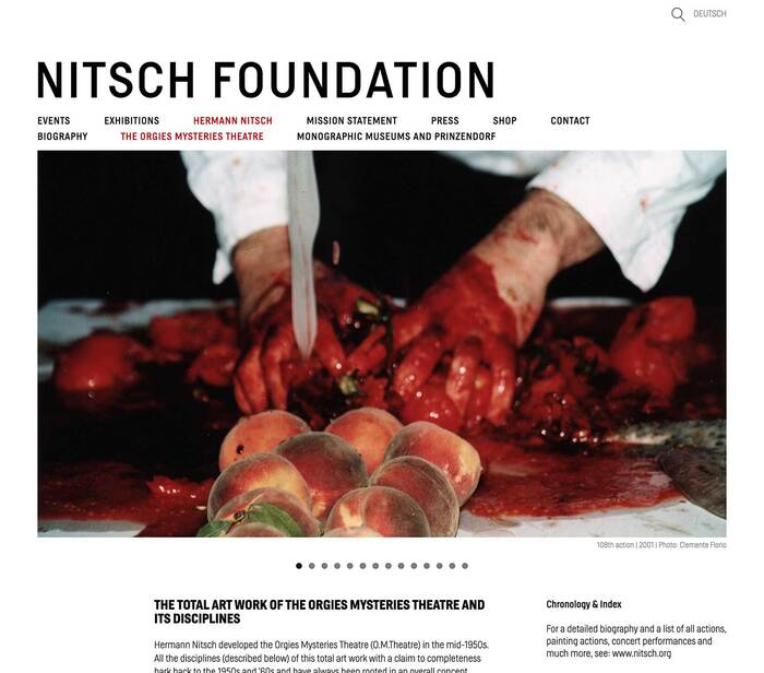 Nitsch Foundation 4