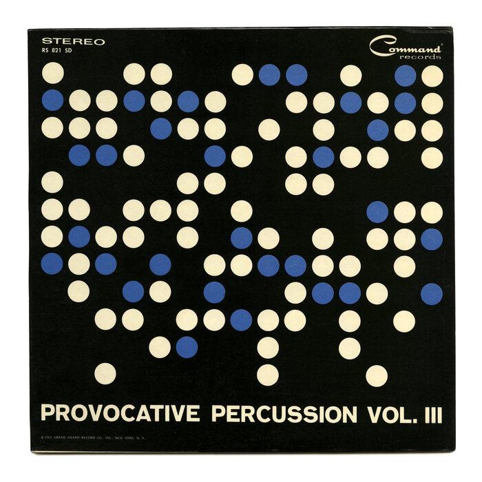 Percussion series album art (Command Records) 8