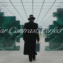 "Virgil Abloh – ""Peculiar Contrast, Perfect Light"""