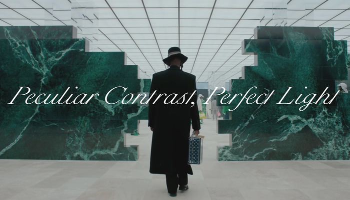 "Virgil Abloh – ""Peculiar Contrast, Perfect Light"" 1"