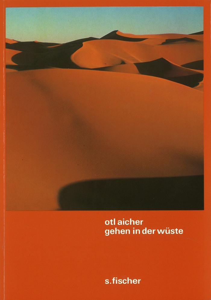 Gehen in der Wüste by Otl Aicher 2